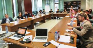 1weekend mba Startupers.Club Bucuresti