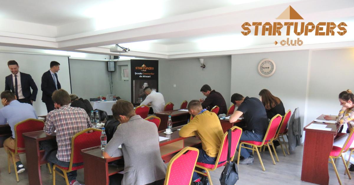Burse Startupers.Club Cluj Aprilie 2019